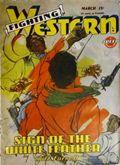 Fighting Western (1945-1950 Trojan Publishing) Pulp Vol. 2 #2