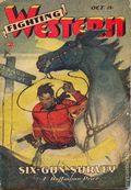 Fighting Western (1945-1950 Trojan Publishing) Pulp Vol. 2 #5