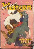 Fighting Western (1945-1950 Trojan Publishing) Pulp Vol. 2 #6