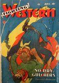 Fighting Western (1945-1950 Trojan Publishing) Pulp Vol. 3 #1