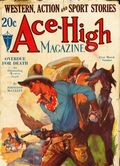 Ace-High Magazine (1921-1935 Readers' Publishing Corp/Clayton/Dell) Pulp Vol. 66 #1