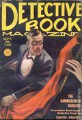 Detective Book Magazine (1930-1952 Fiction House) Pulp Vol. 1 #6