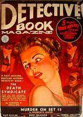 Detective Book Magazine (1930-1952 Fiction House) Pulp Vol. 3 #1