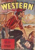 Bill Wayne's Western Magazine (1942 Adam Publishing Co.) Pulp Vol. 1 #2