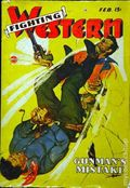 Fighting Western (1945-1950 Trojan Publishing) Pulp Vol. 3 #3