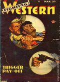 Fighting Western (1945-1950 Trojan Publishing) Pulp Vol. 3 #4