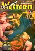 Fighting Western (1945-1950 Trojan Publishing) Pulp Vol. 4 #4
