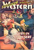 Fighting Western (1945-1950 Trojan Publishing) Pulp Vol. 4 #5