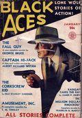 Black Aces (1932 Fiction House) Pulp Vol. 1 #1