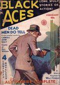 Black Aces (1932 Fiction House) Pulp Vol. 1 #2