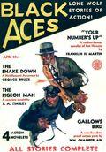 Black Aces (1932 Fiction House) Pulp Vol. 1 #4