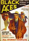 Black Aces (1932 Fiction House) Pulp Vol. 1 #5