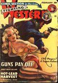 Fighting Western (1945-1950 Trojan Publishing) Pulp Vol. 5 #2