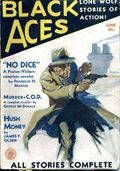 Black Aces (1932 Fiction House) Pulp Vol. 1 #6