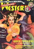 Fighting Western (1945-1950 Trojan Publishing) Pulp Vol. 5 #3