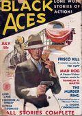 Black Aces (1932 Fiction House) Pulp Vol. 1 #7
