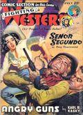 Fighting Western (1945-1950 Trojan Publishing) Pulp Vol. 5 #6
