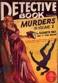 Detective Book Magazine (1930-1952 Fiction House) Pulp Vol. 3 #11