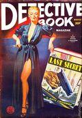 Detective Book Magazine (1930-1952 Fiction House) Pulp Vol. 4 #8