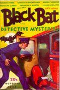 Black Bat Detective Mysteries (1933-1934 Berryman Press) Pulp Vol. 1 #1