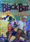 Black Bat Detective Mysteries (1933-1934 Berryman Press) Pulp Vol. 1 #2