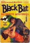 Black Bat Detective Mysteries (1933-1934 Berryman Press) Pulp Vol. 1 #3