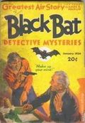 Black Bat Detective Mysteries (1933-1934 Berryman Press) Pulp Vol. 1 #4
