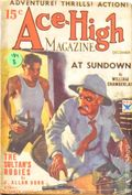 Ace-High Magazine (1921-1935 Readers' Publishing Corp/Clayton/Dell) Pulp Vol. 71 #5