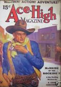 Ace-High Magazine (1921-1935 Readers' Publishing Corp/Clayton/Dell) Pulp Vol. 72 #1