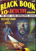Black Book Detective Magazine (1933-1953 Newsstand/Hoffman/Ranger/Better) Pulp Vol. 1 #1