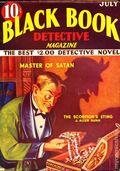 Black Book Detective Magazine (1933-1953 Newsstand/Hoffman/Ranger/Better) Pulp Vol. 1 #2
