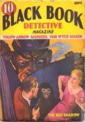 Black Book Detective Magazine (1933-1953 Newsstand/Hoffman/Ranger/Better) Pulp Vol. 1 #3