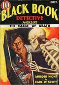 Black Book Detective Magazine (1933-1953 Newsstand/Hoffman/Ranger/Better) Pulp Vol. 1 #4