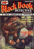 Black Book Detective Magazine (1933-1953 Newsstand/Hoffman/Ranger/Better) Pulp Vol. 1 #6