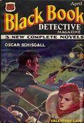 Black Book Detective Magazine (1933-1953 Newsstand/Hoffman/Ranger/Better) Pulp Vol. 2 #3