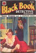 Black Book Detective Magazine (1933-1953 Newsstand/Hoffman/Ranger/Better) Pulp Vol. 2 #4