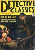 Detective Classics (1929 Fiction House) Pulp 1st Series Vol. 1 #5