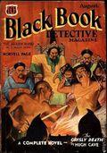 Black Book Detective Magazine (1933-1953 Newsstand/Hoffman/Ranger/Better) Pulp Vol. 3 #1