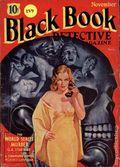 Black Book Detective Magazine (1933-1953 Newsstand/Hoffman/Ranger/Better) Pulp Vol. 3 #3