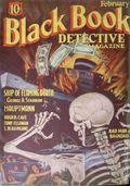 Black Book Detective Magazine (1933-1953 Newsstand/Hoffman/Ranger/Better) Pulp Vol. 3 #4