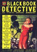 Black Book Detective Magazine (1933-1953 Newsstand/Hoffman/Ranger/Better) Pulp Vol. 4 #1