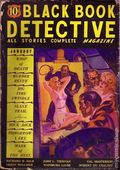 Black Book Detective Magazine (1933-1953 Newsstand/Hoffman/Ranger/Better) Pulp Vol. 4 #2