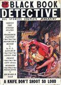 Black Book Detective Magazine (1933-1953 Newsstand/Hoffman/Ranger/Better) Pulp Vol. 4 #4