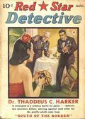 Red Star Detective (1940 Frank A. Munsey) Pulp Vol. 1 #3