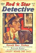 Red Star Detective (1940 Frank A. Munsey) Pulp Vol. 1 #4