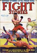 Fight Stories (1928-1952 Fiction House) Pulp Vol. 1 #2