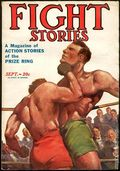 Fight Stories (1928-1952 Fiction House) Pulp Vol. 1 #4