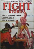 Fight Stories (1928-1952 Fiction House) Pulp Vol. 1 #5
