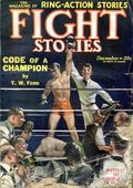 Fight Stories (1928-1952 Fiction House) Pulp Vol. 1 #7