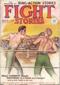 Fight Stories (1928-1952 Fiction House) Pulp Vol. 1 #10